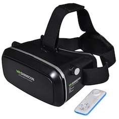 Virtual Reality Headset for Phones