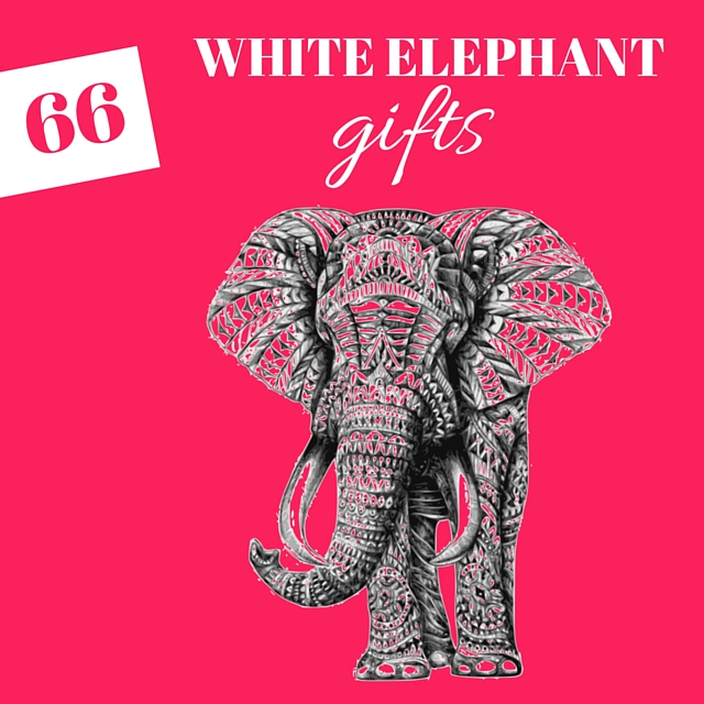 Christmas gifts stocking stuffers white elephant ideas 66 hilarious white elephant gifts solutioingenieria Images