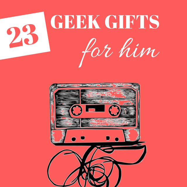Wedding Gifts For Nerds: 23 Geek Gifts For Him To Show Off His Inner Nerd