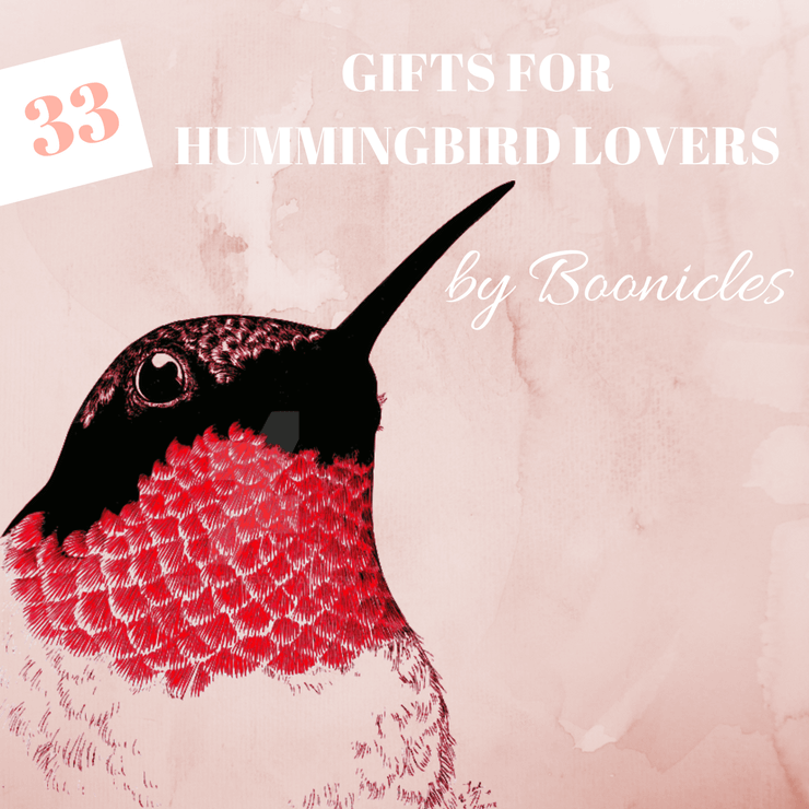 hummingbird gifts for bird lovers